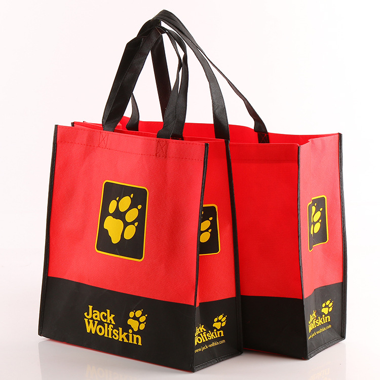 Non-Woven Bag customised logo print gift business event school sports
