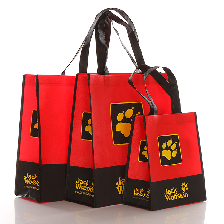 Customized printing Non-Woven Bag for the trade show