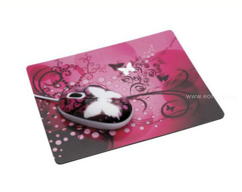 Full Color Rubber Mouse Pads