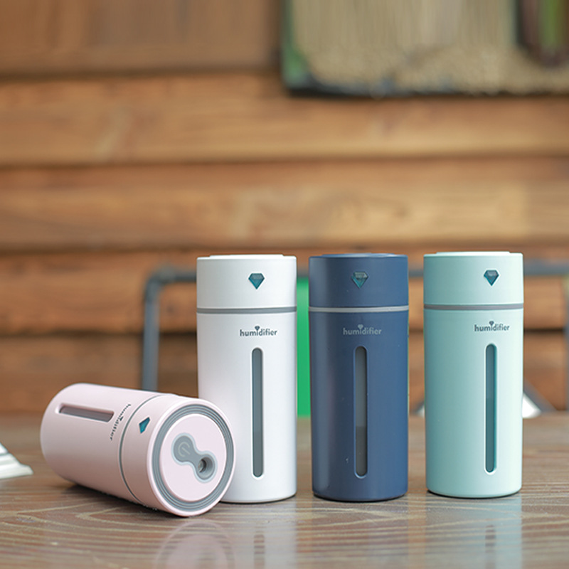 Diamond Cup Ultrasonic Humidifier