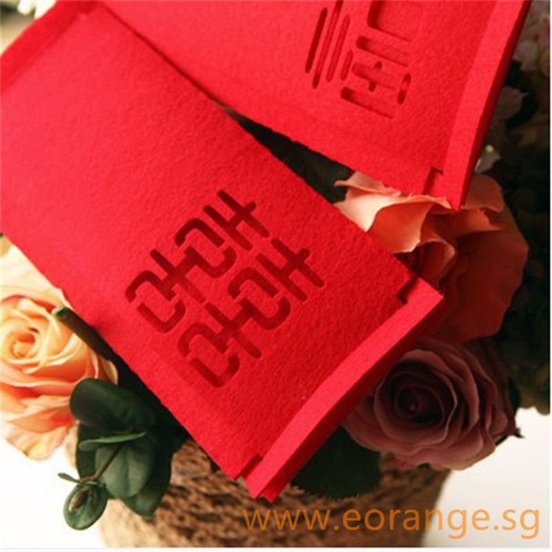 Felt Red Packet