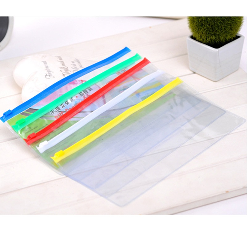 PVC Pen and Document Pouch