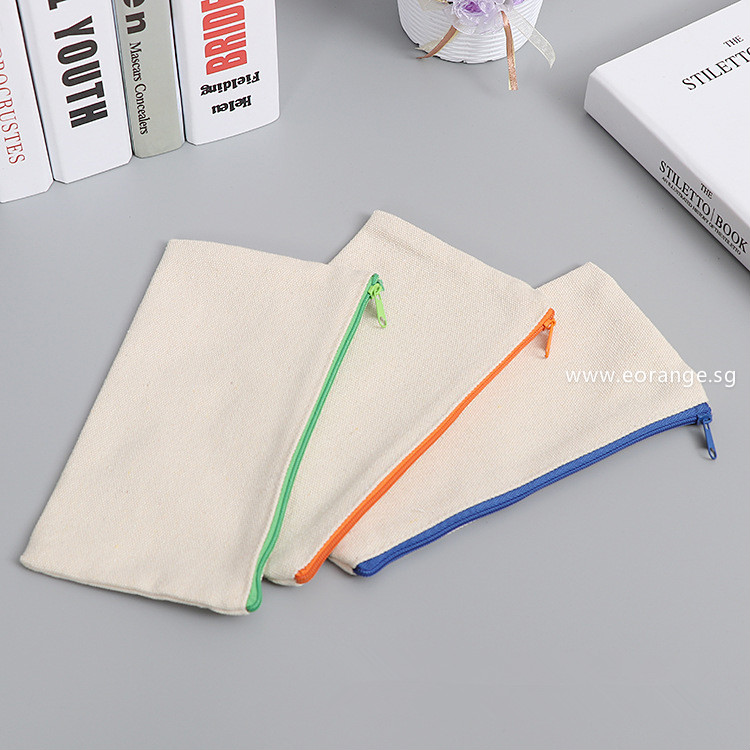 Canvas Pen Pouch