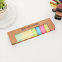 Sticky Notepads with Ruler