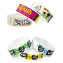 Tyvek Wristbands with Adhesive Closure